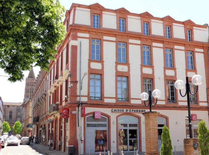 Achat-Vente-2 pièces-Midi-Pyrénées-TARN ET GARONNE-Montauban