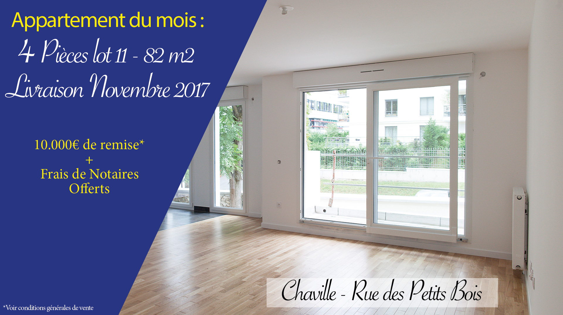 Achat-Vente-4 pièces et +-Ile-De-France-HAUTS DE SEINE-Chaville