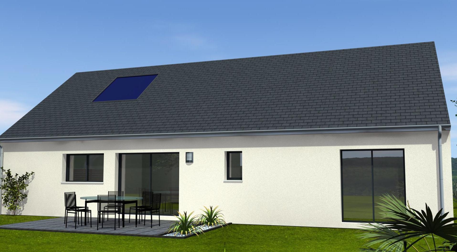 Programme immobilier neuf Maison neuve à Faye d'Anjou