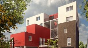 Lille : programme neuf 2 pièces