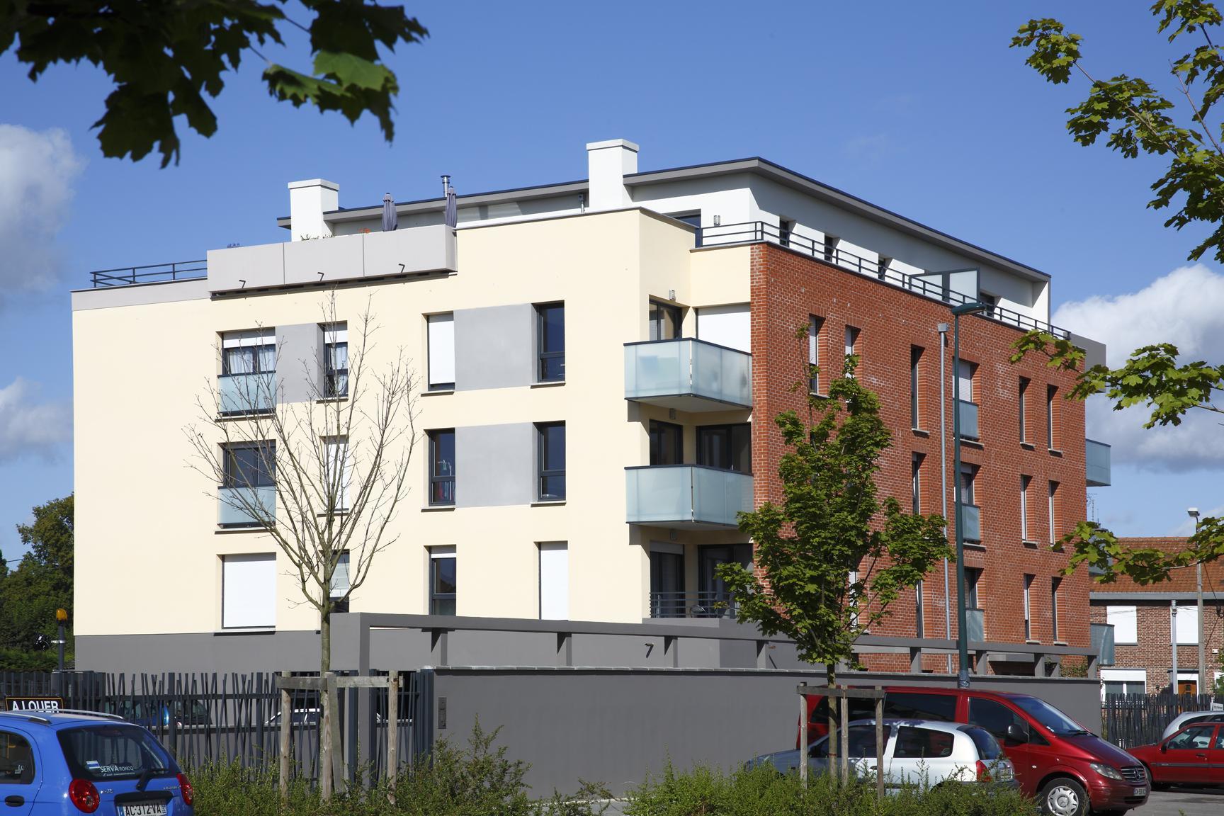 photo de Lille : programme neuf 4 pièces et +