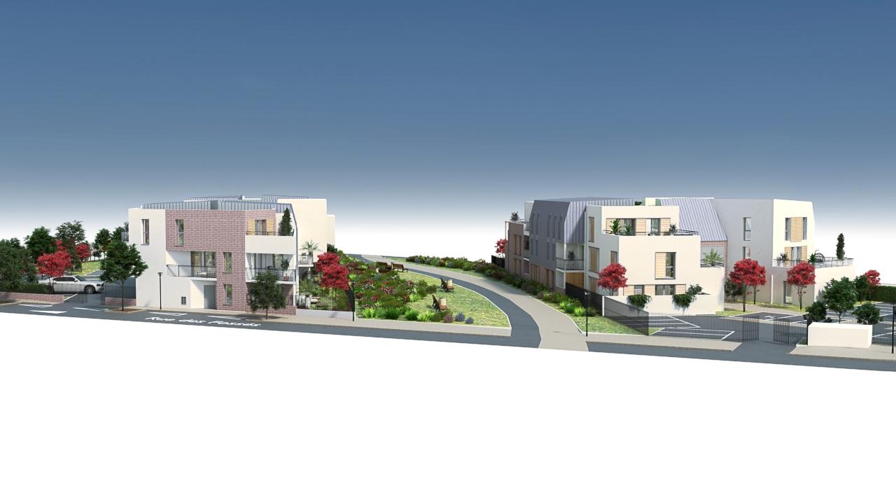 Programme immobilier neuf Résidence Emeraude
