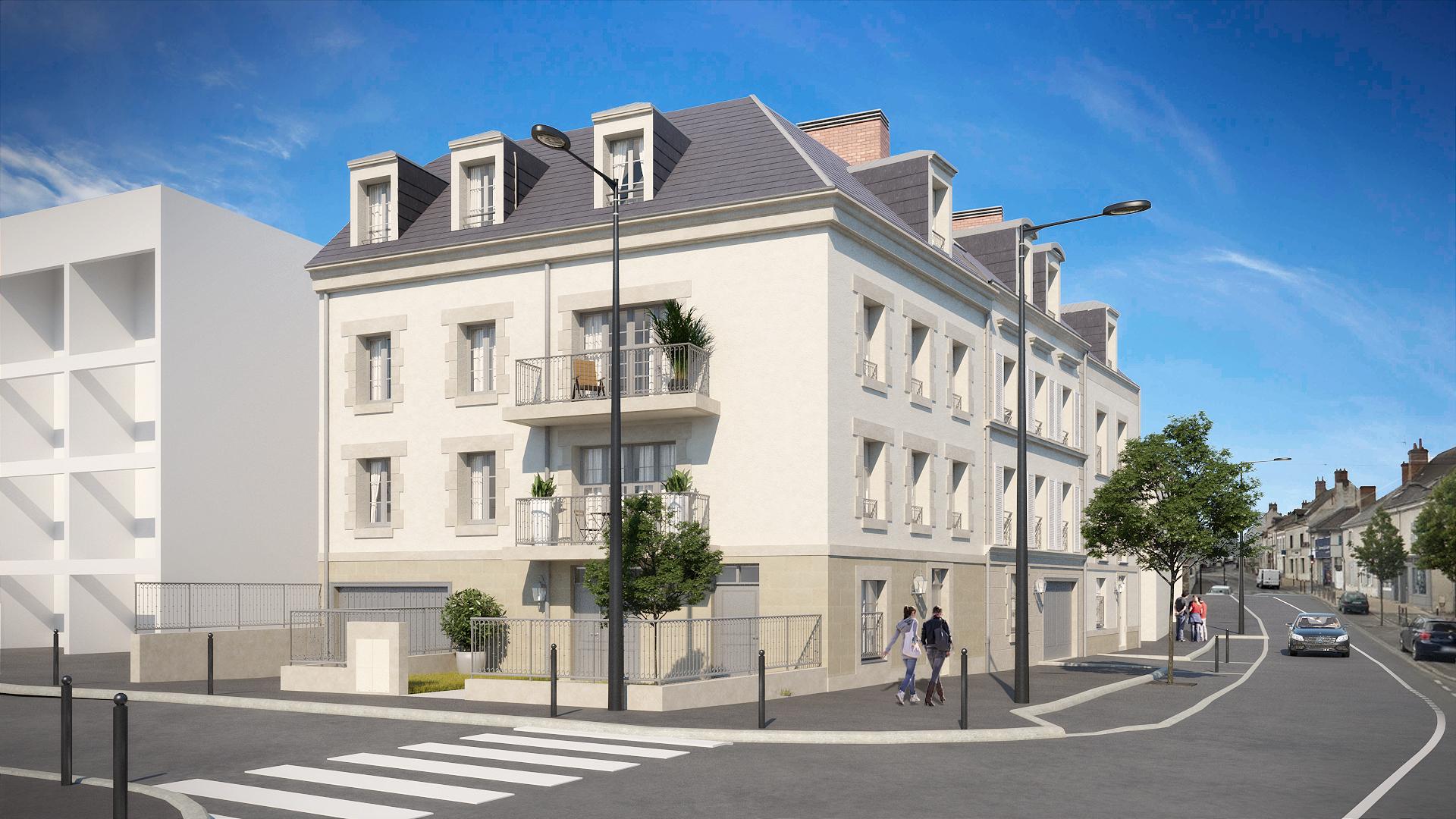 Programme immobilier neuf PARC BELLES RIVES