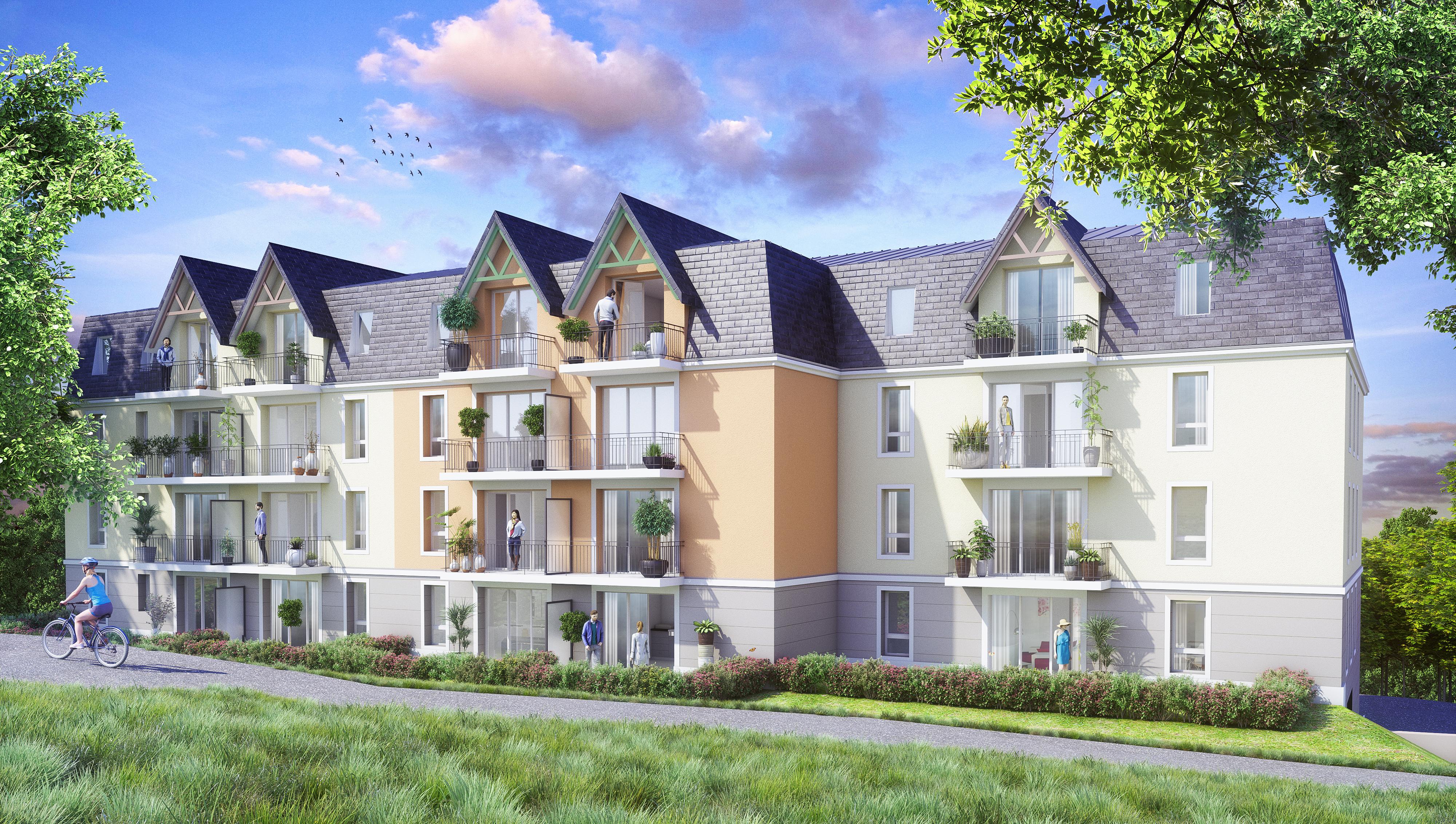 Maison Clé En Main Calvados programme immobilier foncim promotion dans le 14 calvados